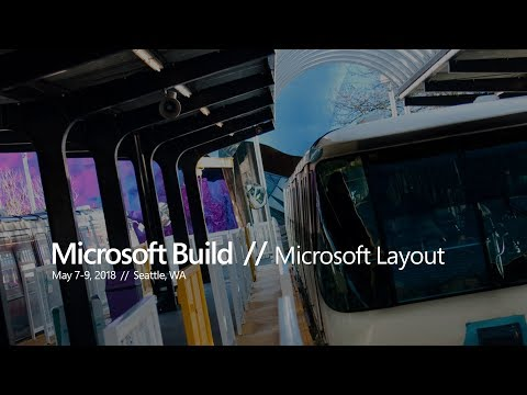 Microsoft HoloLens: Design spaces in real-world context with Microsoft Layout