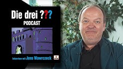 Die drei ??? Podcast - Jens Wawrczeck im Interview