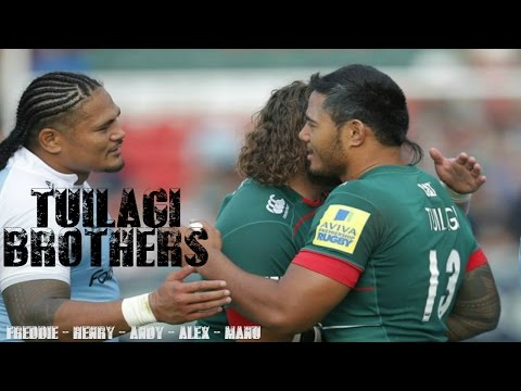 Tuilagi Brothers | Highlights