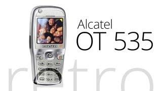 Видео Retro: Alcatel One Touch 535 (автор: mobilenet.cz)