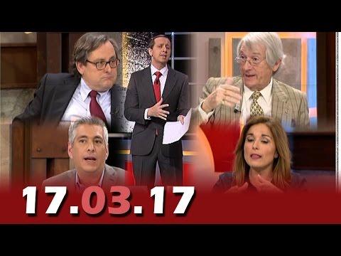 La Marimorena 13tv 17.03.17 | Madrid Protocolo Anti-contaminación: ¿Medida Ideológica?