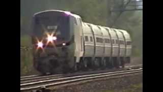 Amtrak in Upstate NY 2000 - Part 5
