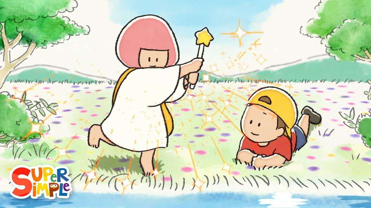 春の小川 | Haru no Ogawa |【童謡】| Japanese Children's Song