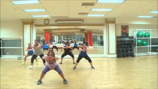 DJ Baddmixx Shannon is Stronger Warm Up - Dance / Zumba® Fitness Choreography