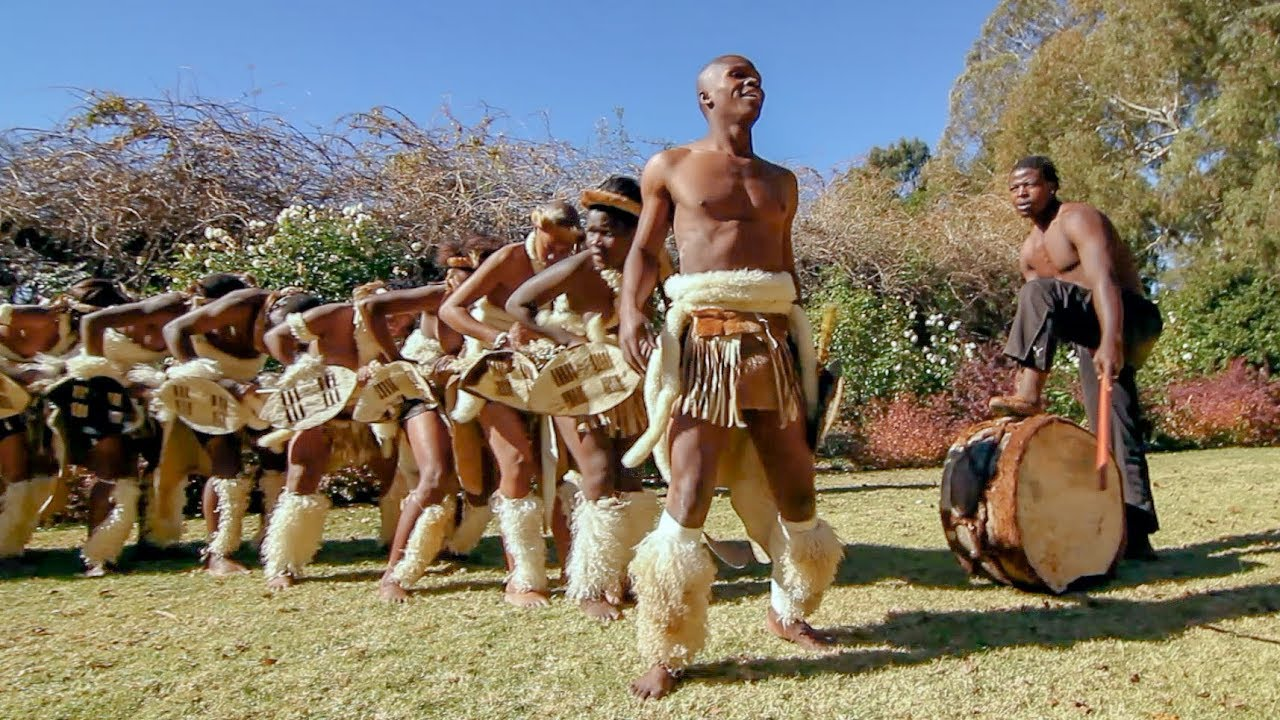 Awesome Zulu Dancing - HD