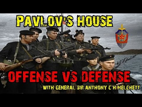 Red Orchestra 2- Pavlov's House Offense vs Defense