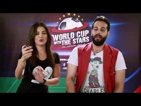 كأس العالم مع النجوم - الفنان جورج نعمة  - 13:22-2018 / 7 / 16