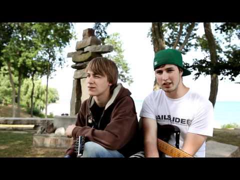 Oeystein and Moritz at Guitar Workshop Plus