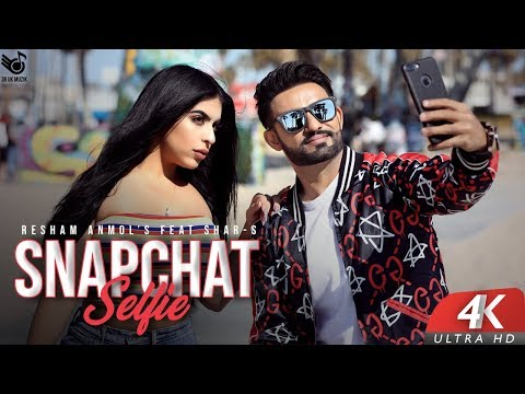 SnapChat Selfie (Full Video) Resham Anmol Feat. Shar S | Ravi RBS | New Punjabi Songs 2018