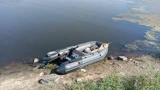 Рефтинское водохранилище Новый сброс Рыбалка 20 августа