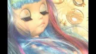 Imaginary by Evanescence with lyrics (Blythe dolls stop motion)