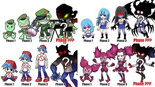 FNF Comparison Phase Battle Friday Night Funkin Animation EDICIÓN COMPLETA 01