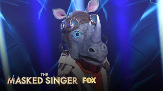 Ken Thinks He Knows Who Rhino Is | Season 3 Ep. 15 | THE MASKED SINGER
