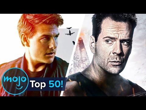 Top 50 Best Action Films of All Time