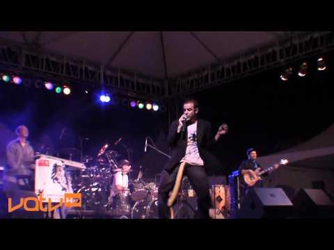 Homegrown Band at 2010 Bermuda Music Festival   Full