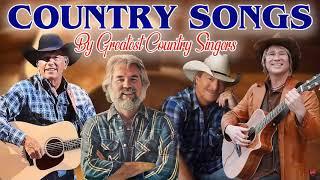 Kenny Rogers, John Denver, Alan Jackson ,George Strait Greatest Hits Full Album