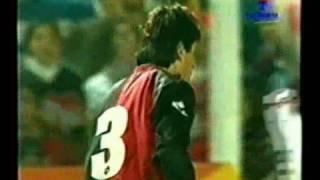 Independiente 2-3 Colon / Clausura 2000