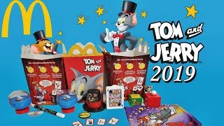 Hi guys, today i am unboxing complete collection with tom and jerry from mcdonalds happy meal germany oct 2019. we hope you enjoy the video don't forget to subscribe (+bell) our ...