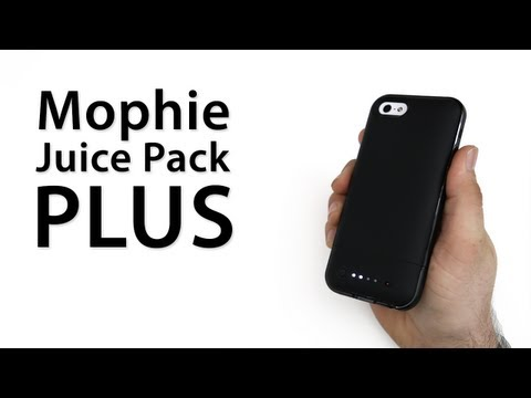 [Review] Mophie Juice Pack Plus: A Protective Battery Case For iPhone 5