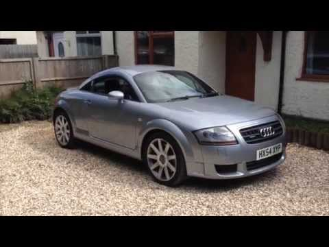 audi tt mk1 3 2 v6 review youtube. Black Bedroom Furniture Sets. Home Design Ideas