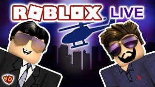 🔴 Roblox en vivo ? Misterio de Asesinato 2 y Jailbreak Ben y papá