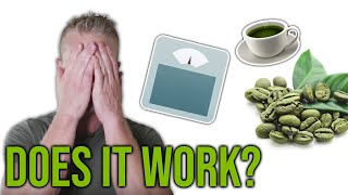 Does Green Coffee Bean Extract Work For Weight Loss DR OZ THOUGHT SO LiveLeanTV