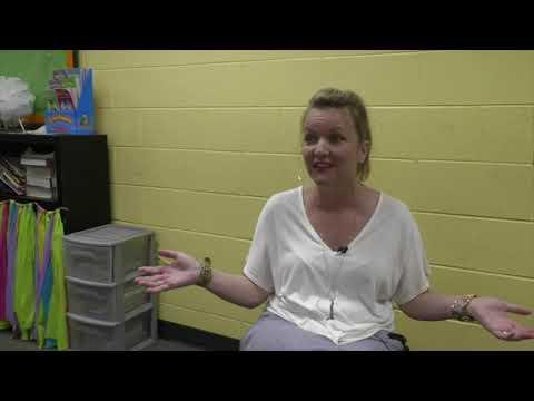 2021 Alma Intermediate School Teacher of the Year - Erin Reeves
