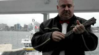 Farewell to Nova Scotia - Ukulele Mike (original)
