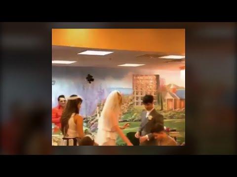 Watch: Priyanka Chopra was a bridesmaid at Sophie Turner-Joe Jonas's wedding