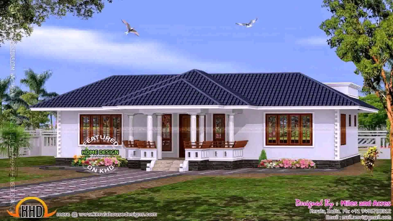 Small House Designs Less Than 1000 Sq Ft - YouTube