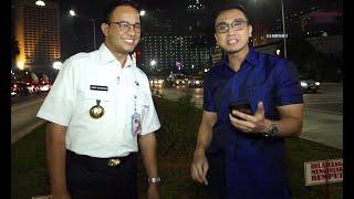 Jawaban Anies Baswedan, Wagub Hingga Pilpres 2019 - Aiman
