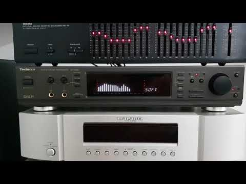 Technics SH-8017 Stereo Graphic Equalizer ______ sn