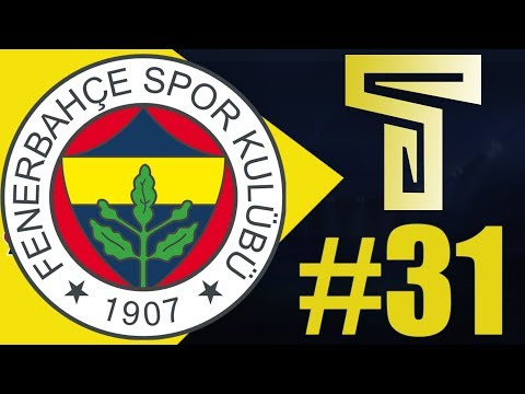 Football Manager 2018 Fenerbahçe Kariyer #31 4.Sezon Başlıyor