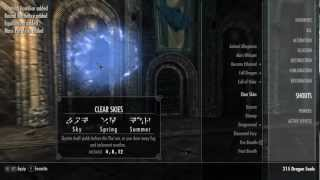Skryim Tutorial - All Shouts, Spells, And Words Of Power UPDATED