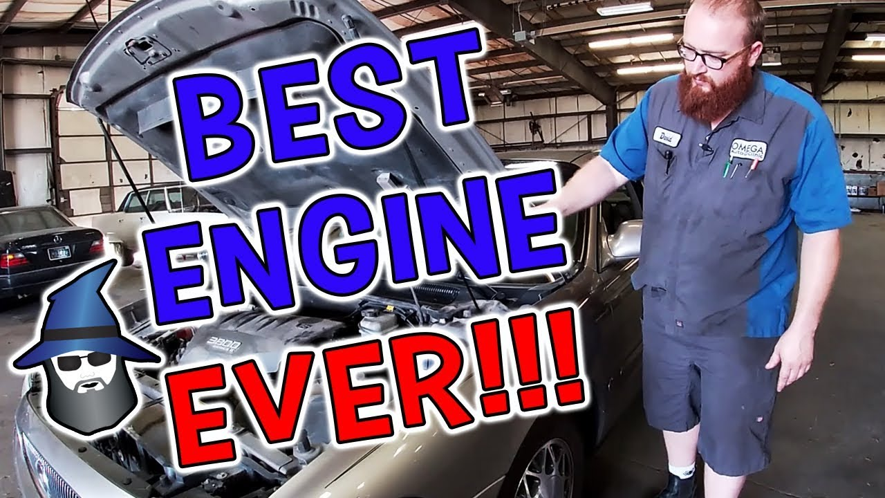 Download CAR WIZARD highlights what makes the Buick 3800 V6 the BEST engine ever!