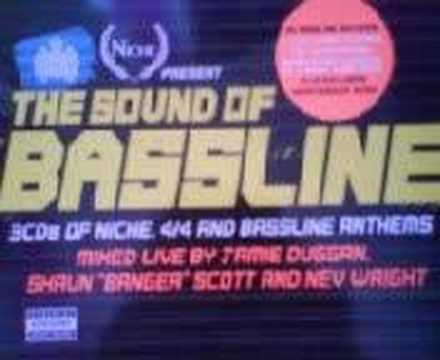 the sound of bassline - Gemma fox (crazy crush)