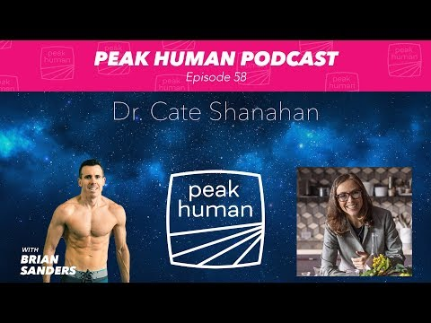 Why Vegan Athletes Get Injured & the True Human Diet Dr. Cate Shanahan Peak Human
