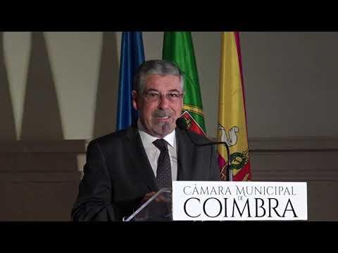 Discurso de Manuel Machado na abertura do congresso 'José Saramago: 20 anos com o Prémio Nobel'