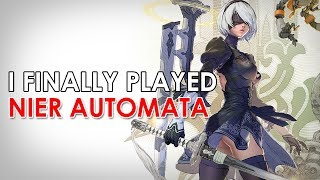 I Finally Played NieR Automata