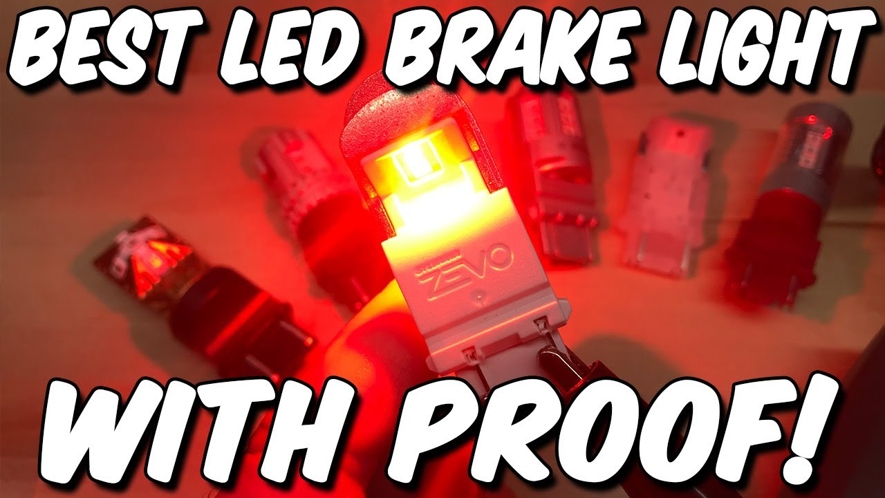 Download Testing the Best 3156 / 3157 LED Brake Lights with PROOF!