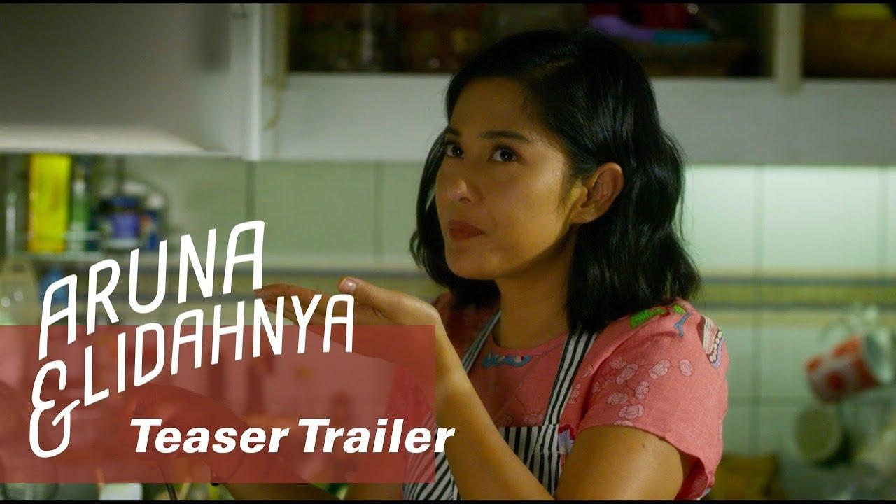 ARUNA & LIDAHNYA | Official Teaser Trailer