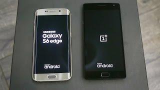 Производительность Samsung Galaxy S6 edge vs OnePlus 2(, 2015-11-05T22:38:30.000Z)
