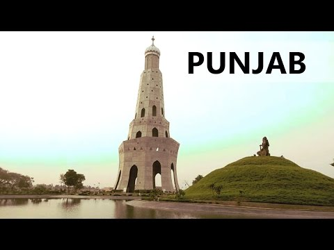PUNJAB l TOP 10 PLACES TO VISIT IN PUNJAB