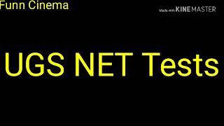 UGS NET Test !!!! Online Apply 30.09.2018 !!!!👍👍👍👍
