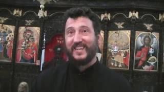 Otac Žarko Dimić - najava slave Velika Gospojina 27.08.2018.