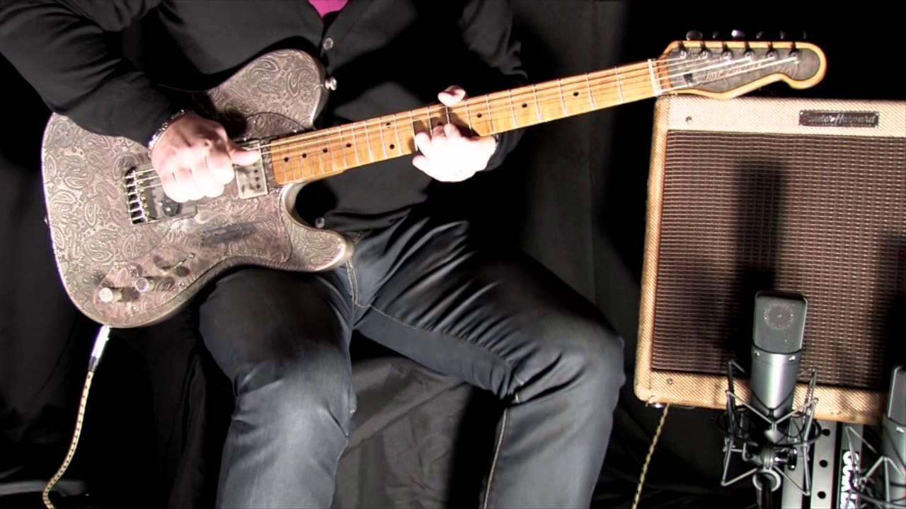 guitar 19 james trussart steelcaster 2008 rich robinson youtube. Black Bedroom Furniture Sets. Home Design Ideas