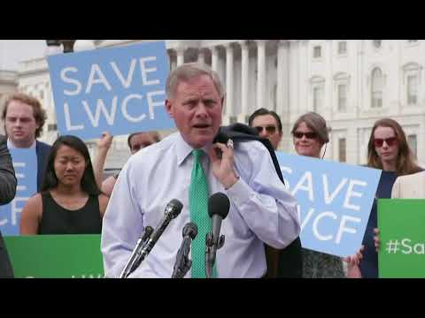 Sen. Richard Burr on the Land & Water Conservation Fund