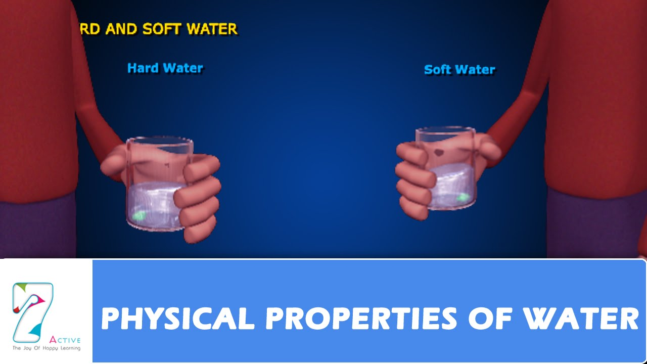 physical properties of water_part 02