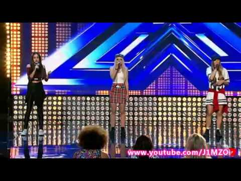 Paris Inc  The X Factor Australia 2014  AUDITION FULL