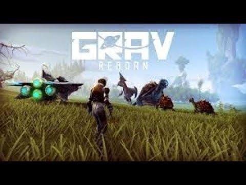 Grav-Reborn ✮✮ [Angespielt